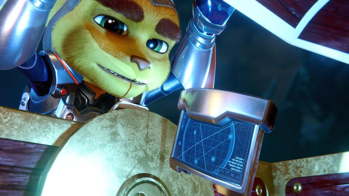 Ratchet and Clank Rift Apart Collectibles Map O Matic