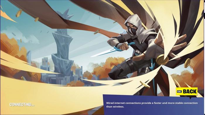 Fortnite A New Shardworld Loading Screen