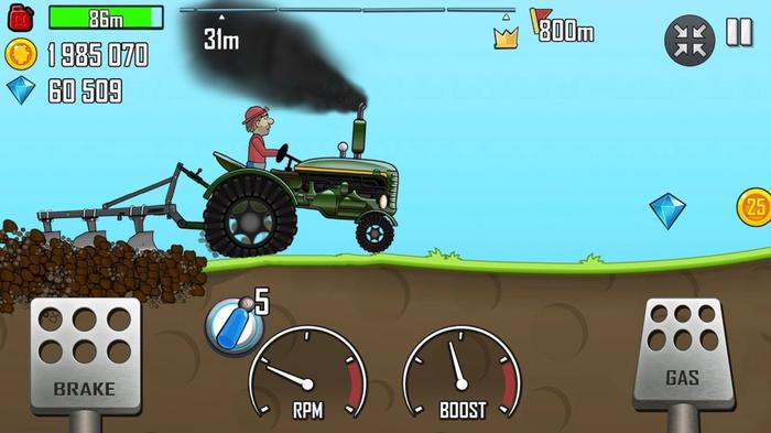 Hill Climb Racing is one of the best Android racing games around.