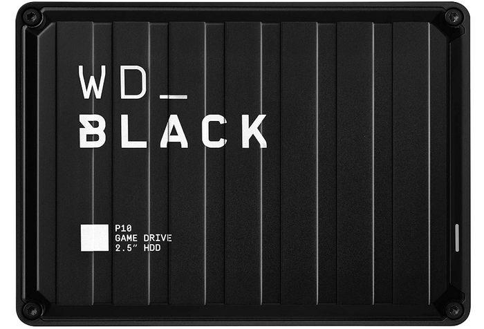 WD 4 TB Black