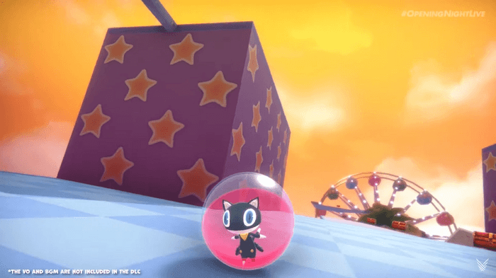 Image showing Persona 5 Monkey Ball crossover