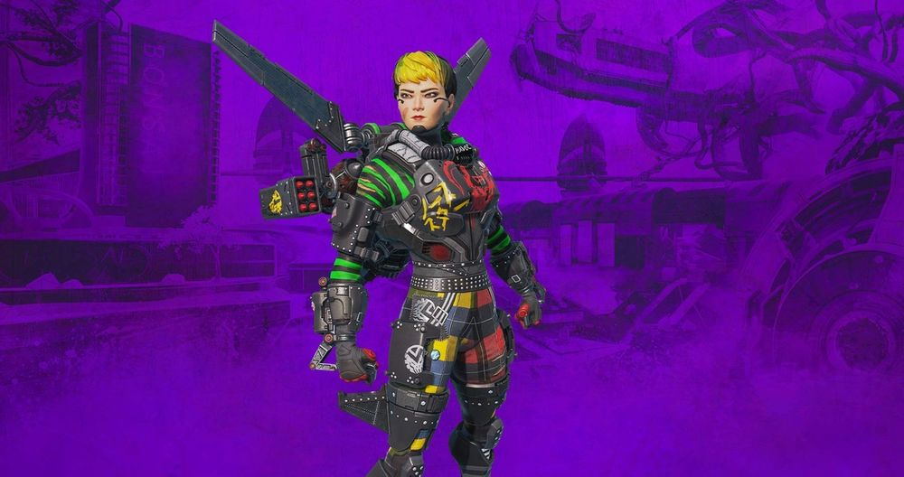 How to Get Valkyrie's Punk Rocket Skin in Apex Legends