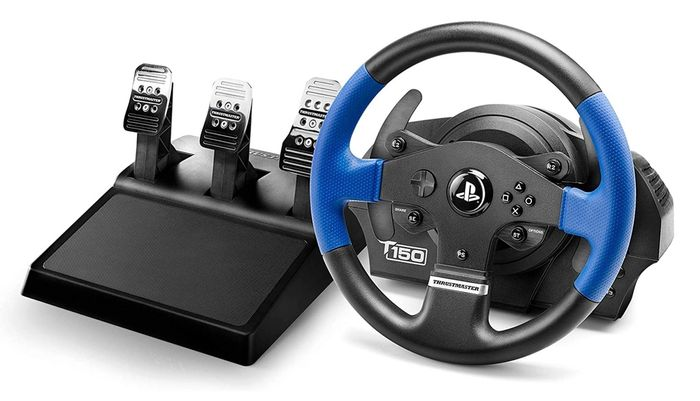 Best Racing Wheel for F1 2021 Thrustmaster PS4
