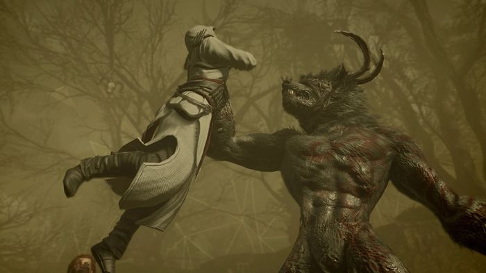 Valhalla DLC review shot