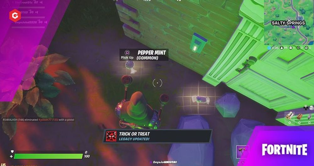 Fortnite Candy Locations: Where To Find Candy And How To Eat Candy