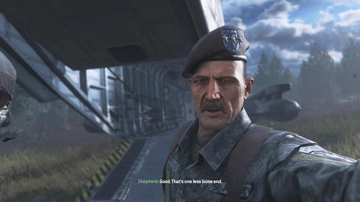 MW2 Campaign Remastered Loose Ends Ending