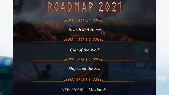 Image depicting upcoming Valheim updates