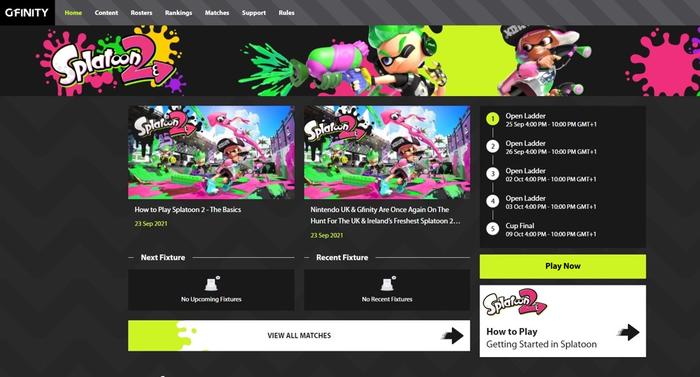 (Hub's Play Now Page - Desktop)