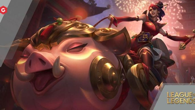 Christmas 2021 Skins Lol League Of Legends Lunar Beast 2021 Release Date Skins Wild Rift Crossover And Everything You Need To Know About The Chinese New Year Celebration