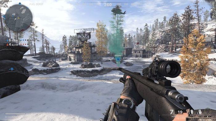Black Ops Cold War Crossroads Map