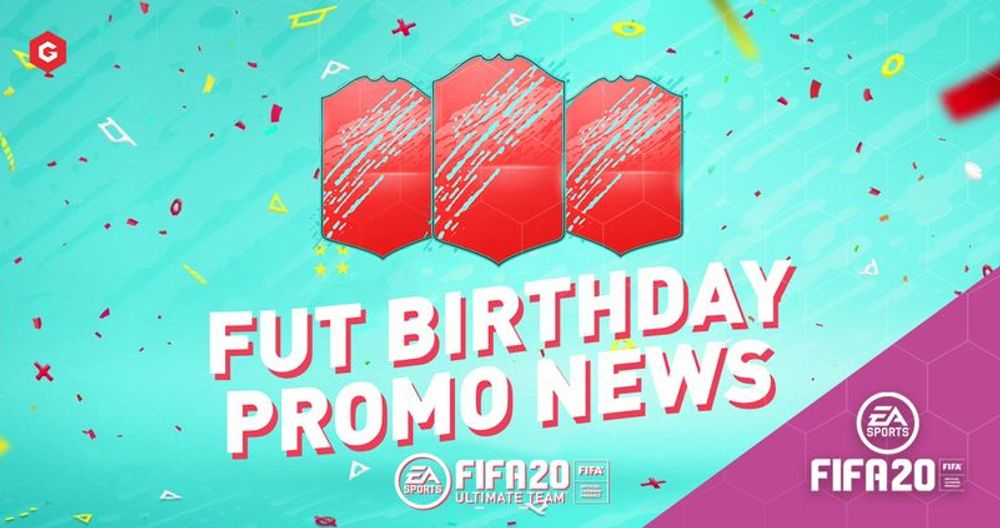 FIFA 20 FUT Birthday Team 2: Cards, Release Date, Squad Predictions, Loading Screen Analysis, Packs, SBCs, Objectives, Offers and More