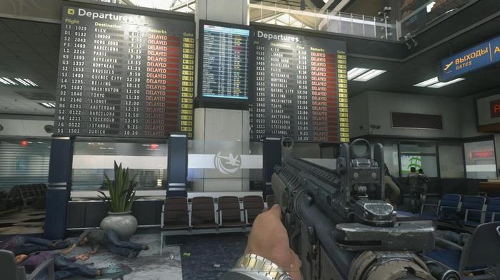 MW2 Campaign Remastered No Russian Veteran