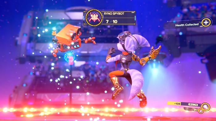 Ratchet and Clank Rift Apart Spybot