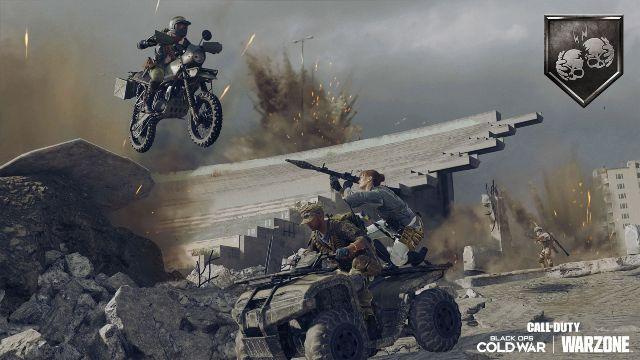 Warzone Iron Trials Custom Matches