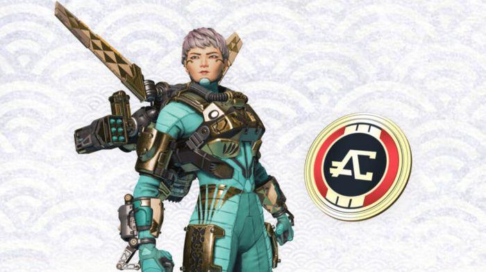 Apex Legends Valkyrie Starter Bundle