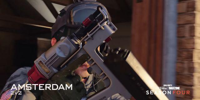 Nail Gun Warzone Season 4