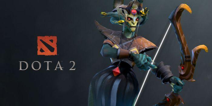 Medusa's DOTA 2 cover image
