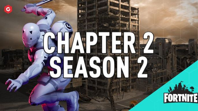 End Of Season 2 Fortnite Fortnite Chapter 2 Season 2 End Date Season 3 Start Date Season Pass Price New Map Themes Skins Weapons And More