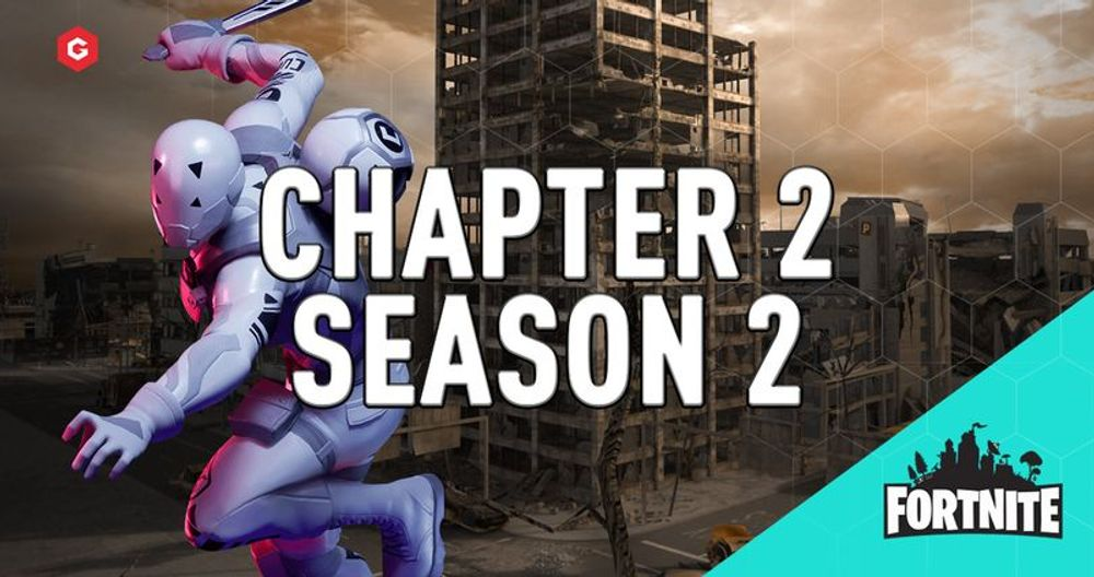Fortnite Chapter 2 Season 2: End Date, Season 3 Start Date, Season Pass Price, New Map, Themes, Skins, Weapons And More