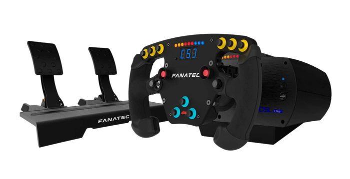 Best Racing Wheel for F1 2021 fanantec set