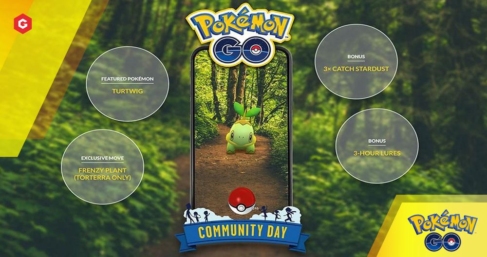 Pokemon GO: How To Get Shiny Turtwig, Grotel And Torterra
