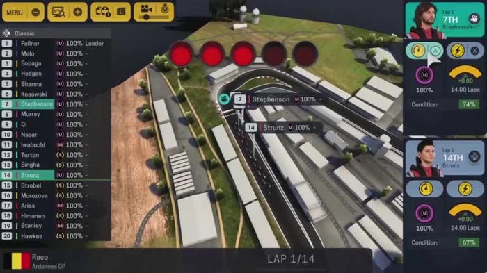Motorsport Manager 3 is one of the best Android racing games around.