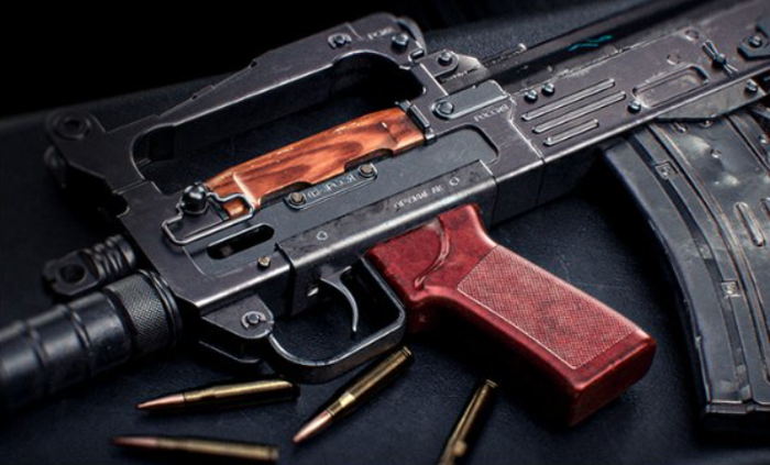 Groza Black Ops Cold War