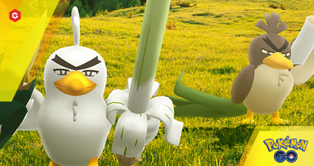 Pokemon Go: How to Get Galarian Farfetch'd and Sirfetch'd