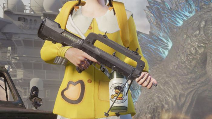 The FAMAS AR is one of the best PUBG Mobile Assault rifles.