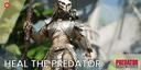 Predator Hunting Grounds: How To Heal As Predator