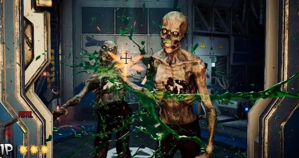 The House of the Dead: Remake Technical Details And Gameplay Outlined