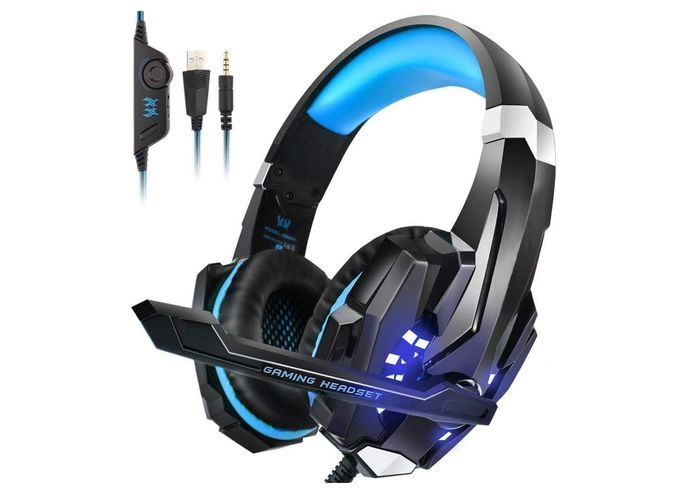 INSMART Gaming Headset for PC and Gaming Consoles