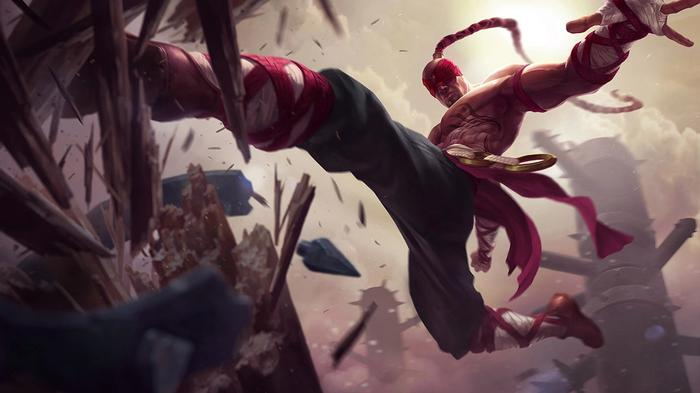 Lee Sin is one of the best jungler champions on the Wild Rift tier list.