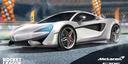 Rocket League's Bringing Back The McLaren 570S Today