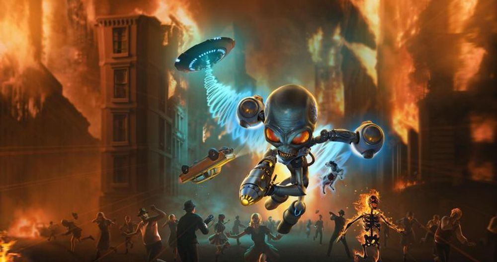Destroy All Humans 2 Leaks: Release Date, THQ Rumours And Latest News