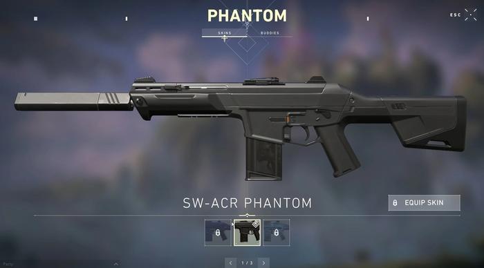 Valorant - Phantom (Image via Riot Games)