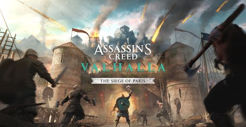 Assassins Creed Valhalla Siege of Paris DLC: Everything You Need To Know