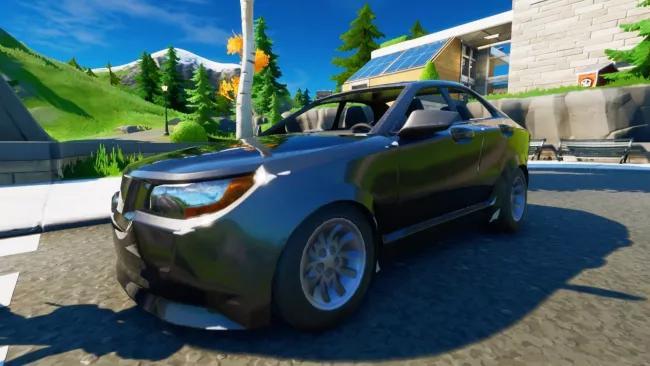 Fortnite delays cars