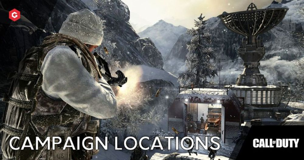 COD 2020 Campaign: Where Is The Story Set And What Locations Will We Visit?