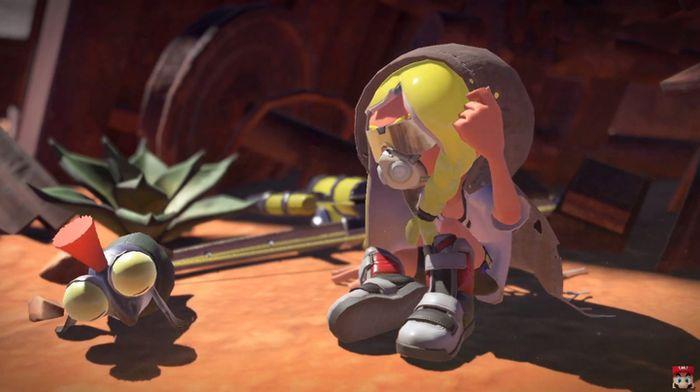 Splatoon 3 trailer screenshot