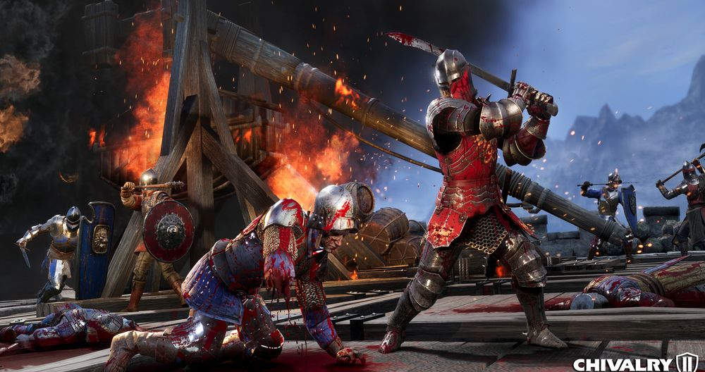 Chivalry 2 Review: A Pythonesque Delight With Surprising Depth