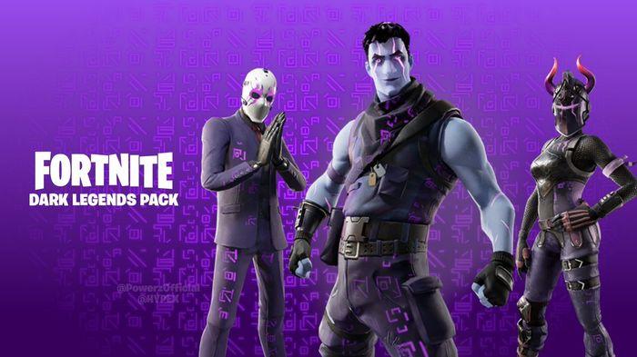 Fortnite Dark Legends Pack