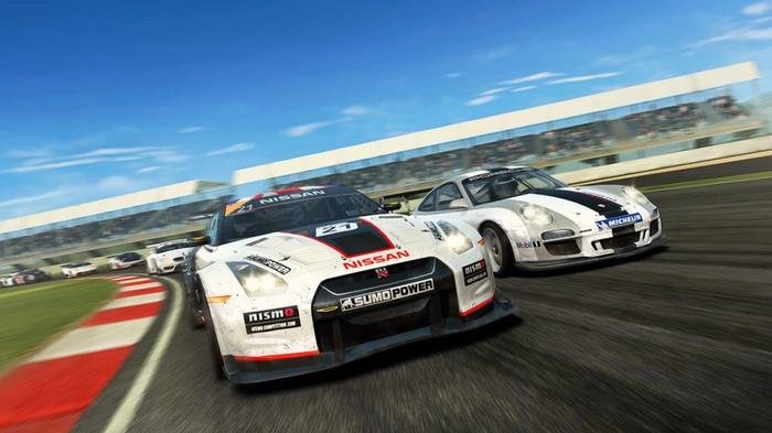 Real Racing 3 is one of the best Android racing games around.