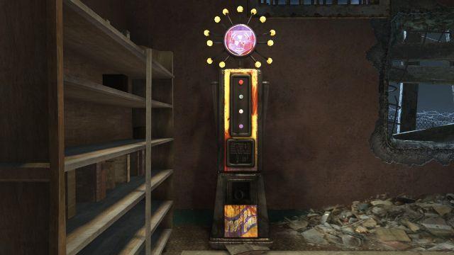 PhD Flopper Zombies Perk Machine