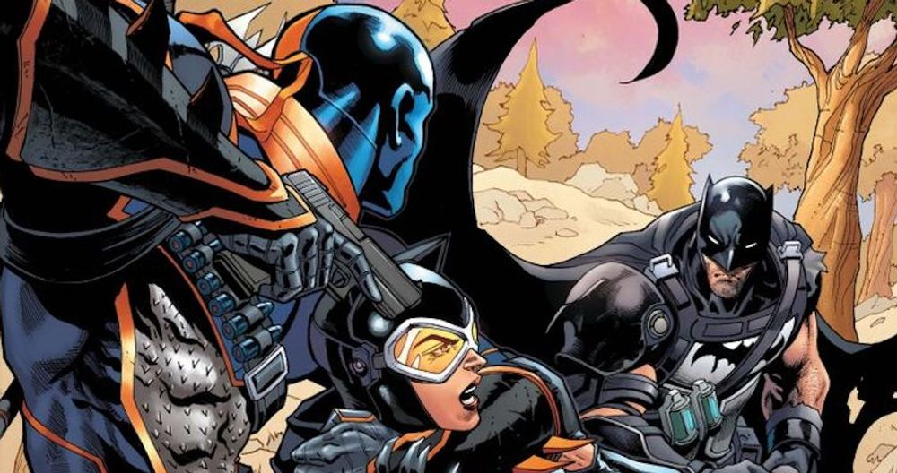 Leak Confirms Deathstroke is Coming to Fortnite