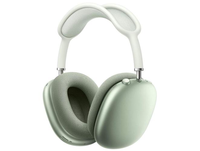 best wireless headphones, image of green over-ear headphones