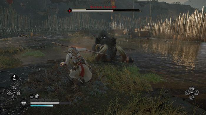 Assassins Creed Valhalla Wrath of the Druids DLC Legendary Boar Black Stout