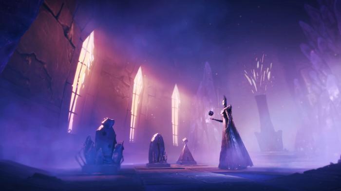 Lost in Random screenshot - The Wicked Queen