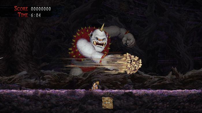 Ghosts 'n Goblins Ressurection screenshot