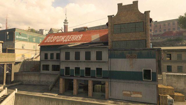Warzone Rebirth Island Harbor Building